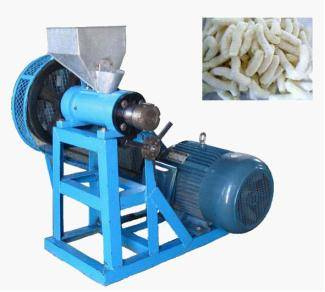Sale small investment snack extruder machine Mobile 0086 15838007835