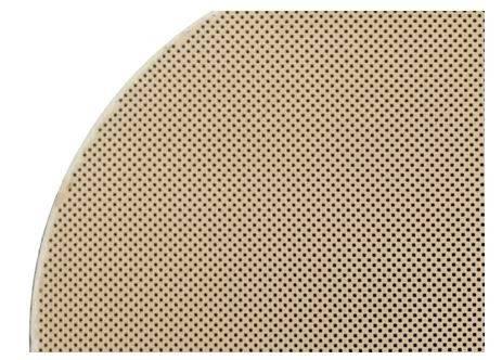 CERACOMB Cordierite DPF filter for diesel engine De-PM