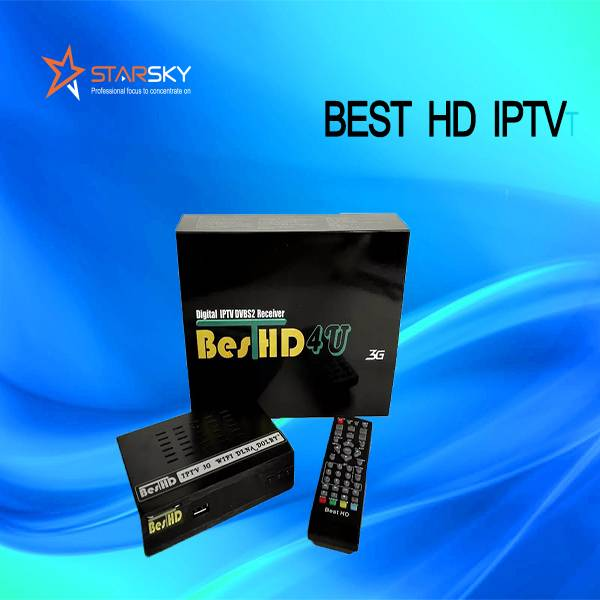 Sell Best Hd 4u With Wifi 3G Iptv Dolby