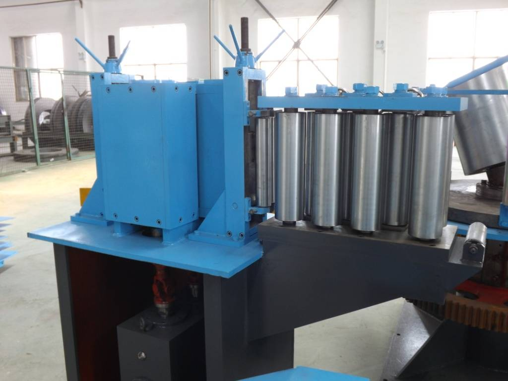 1. Pipe making line