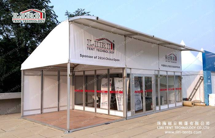 Aluminum Half Dome Tent for Promotion by Liri Tent the Best Tent Manufacturer