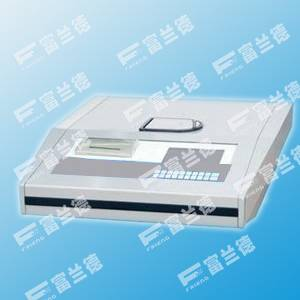 (X-ray) sulfur content analyzer FDR-3201