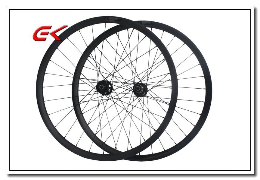 25mm width 30mm Depth Hookless Bead Carbon 29er mtb Wheels Wheel rims Material:Toray T700 f