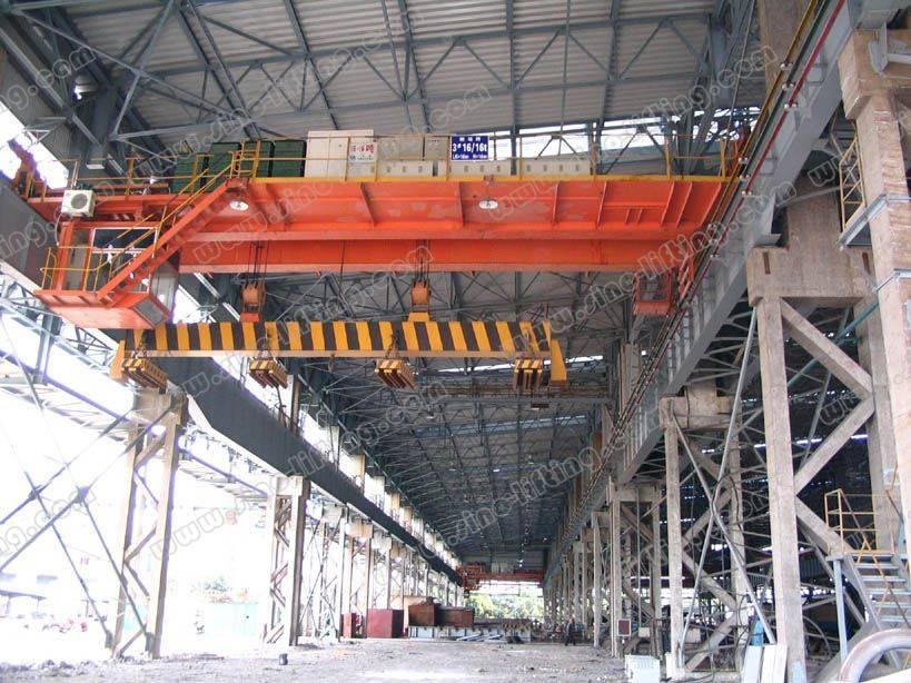 Slow-Speed Bridge Crane