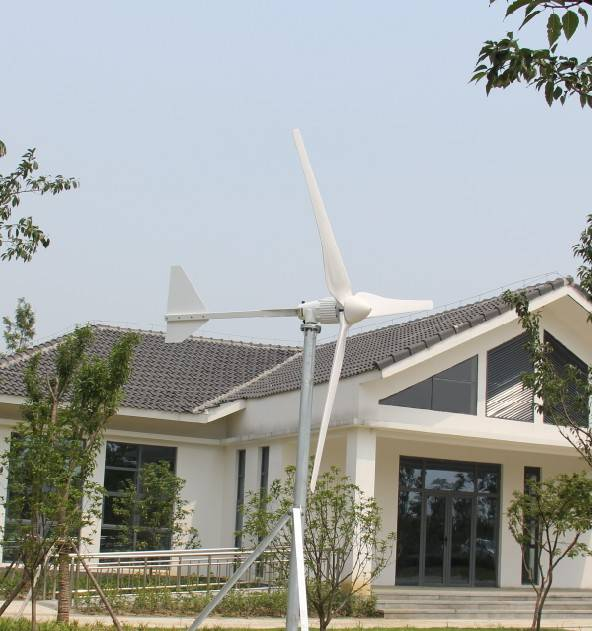 home use wind generator/ wind turbine 2kw promotion