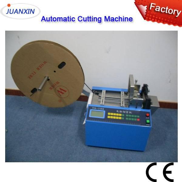 Automatic heat shrink tube cutting machine