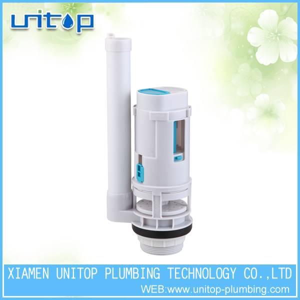 Unitop univerdal fits toilet dual flush valve single flush valve