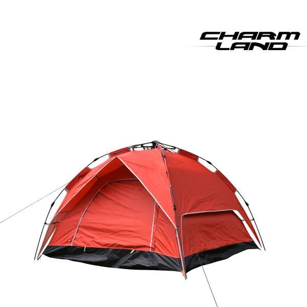 tent outdoor