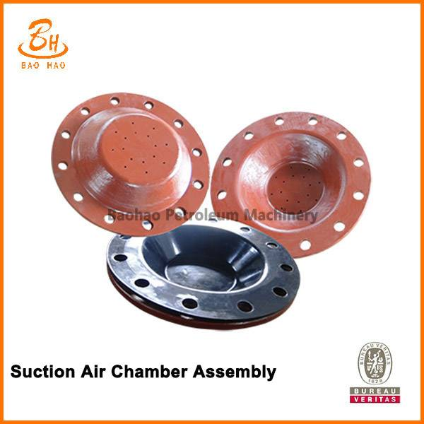 suction air chamber assembly