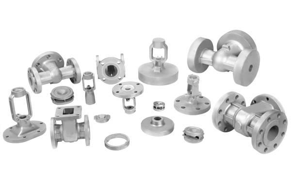Professional GX-383, B383, E383 Aluminium Casting Part