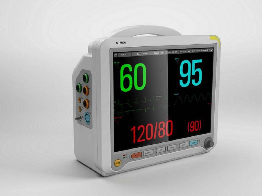 K-8000B New Model Patient Monitor