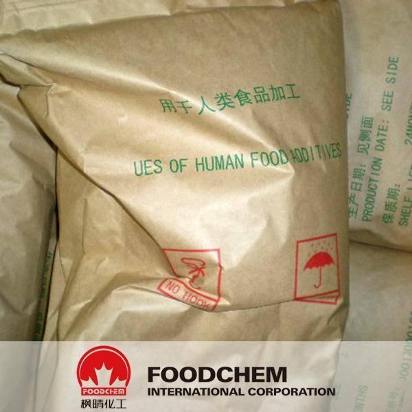 food grade tartaric acid 99.5% min FCCVI