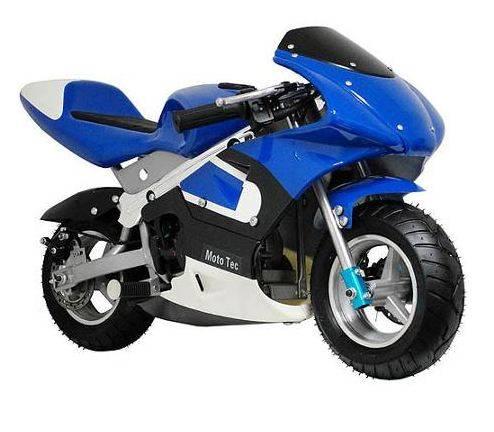 Our company sells good quality MotoTec Gas Pocket Bike
