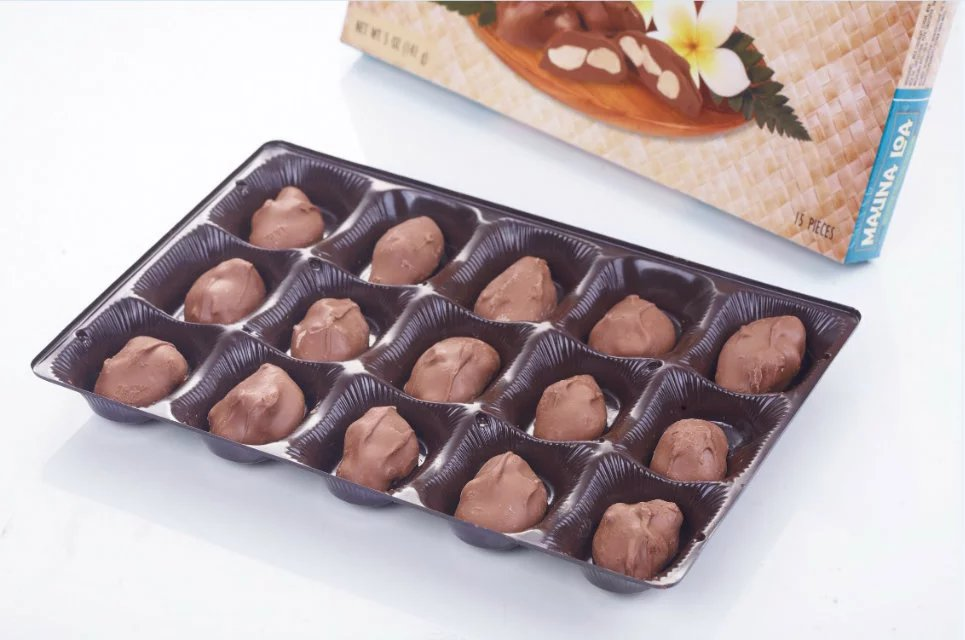 Sell BOPS plastic trays for Chocalate and Biscuit