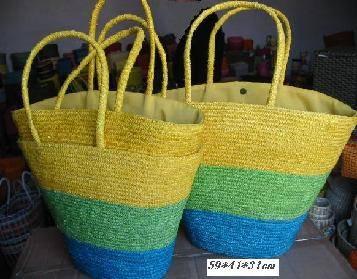 Sell beach bag/straw handbag/totebag/shopping bag