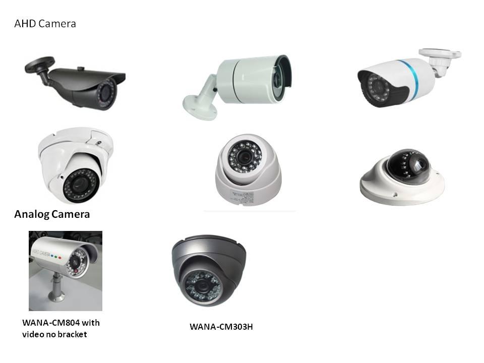 sell cctv camera(AHD camera, IP camera)