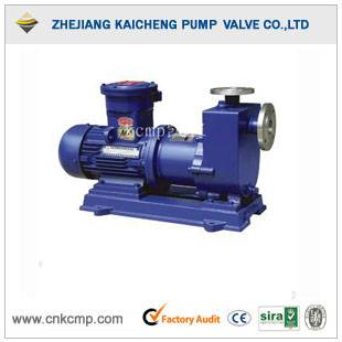 ZCQ self priming magnetic drive pump