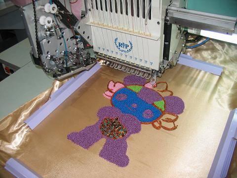 easy chenille embroidery machine