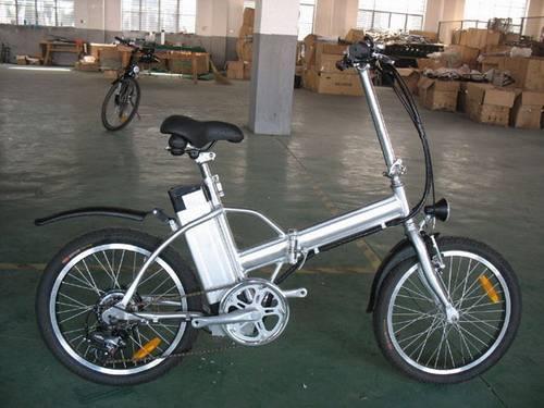 Sell: Alloy folding ebike ( E-TDE02)