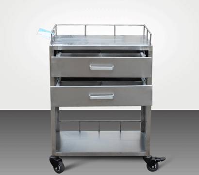 Medication hospital cart with drawers RCS-H0Z36