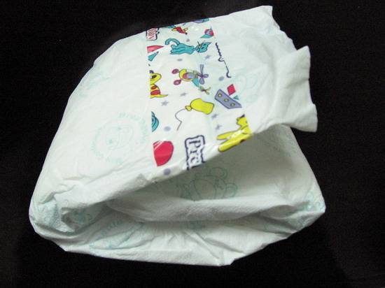 Baby Diapers with Wetness indicator