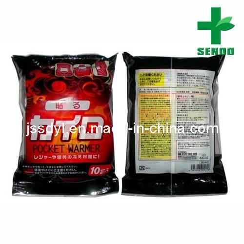 Heat Pack Hand Warmer High Quality SENDO 015