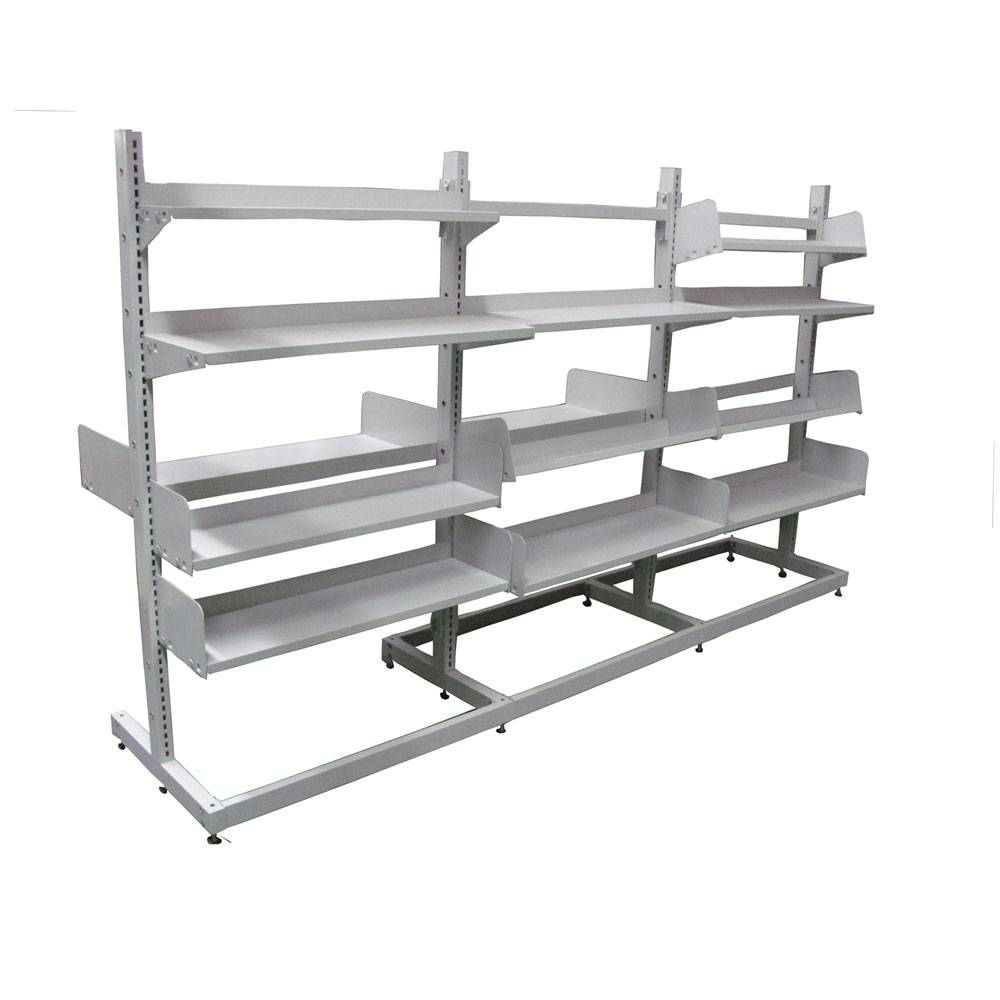 Library shelving (for reading room)