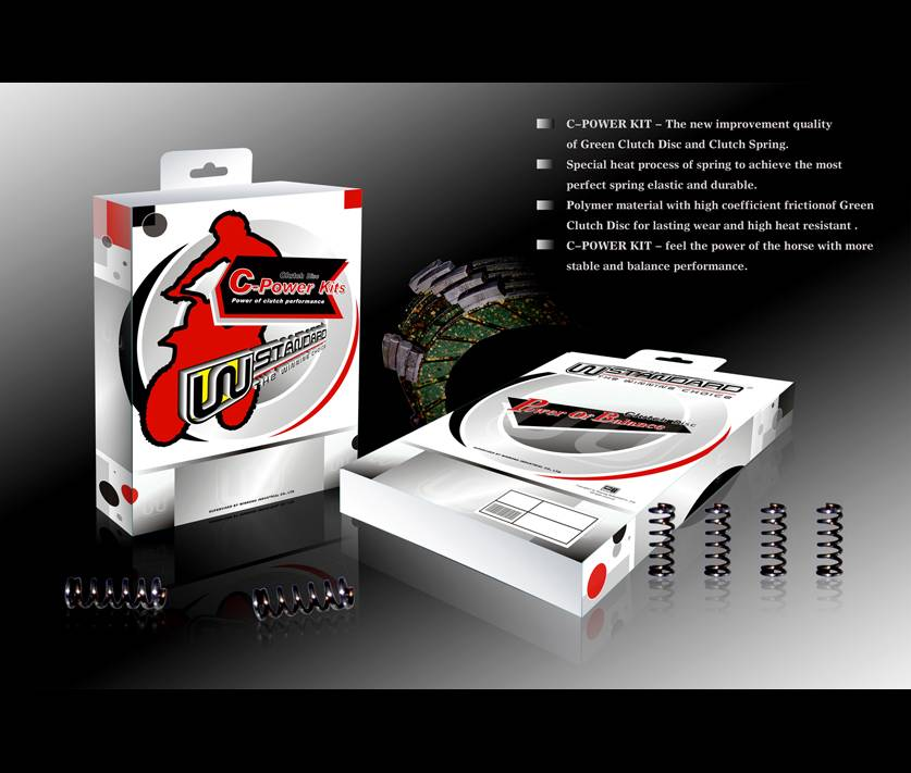 C POWER KIT