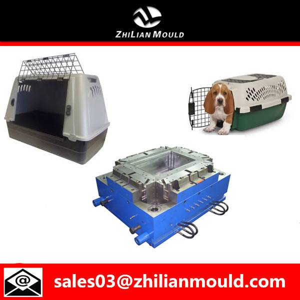 Plastic injection dog house mould