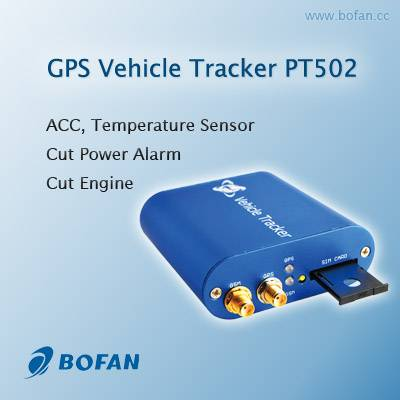 GPS hotter mini vehicle car tracker PT502-1