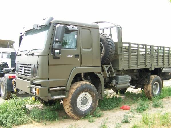 4x4 cargo truck