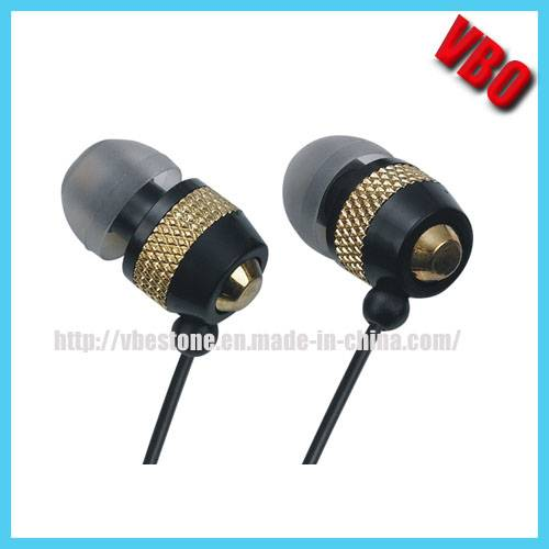 Cool Heavy Bass in-Ear Metal Earphone Earbuds