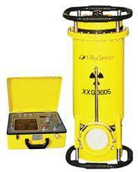 X ray metal detection instrument