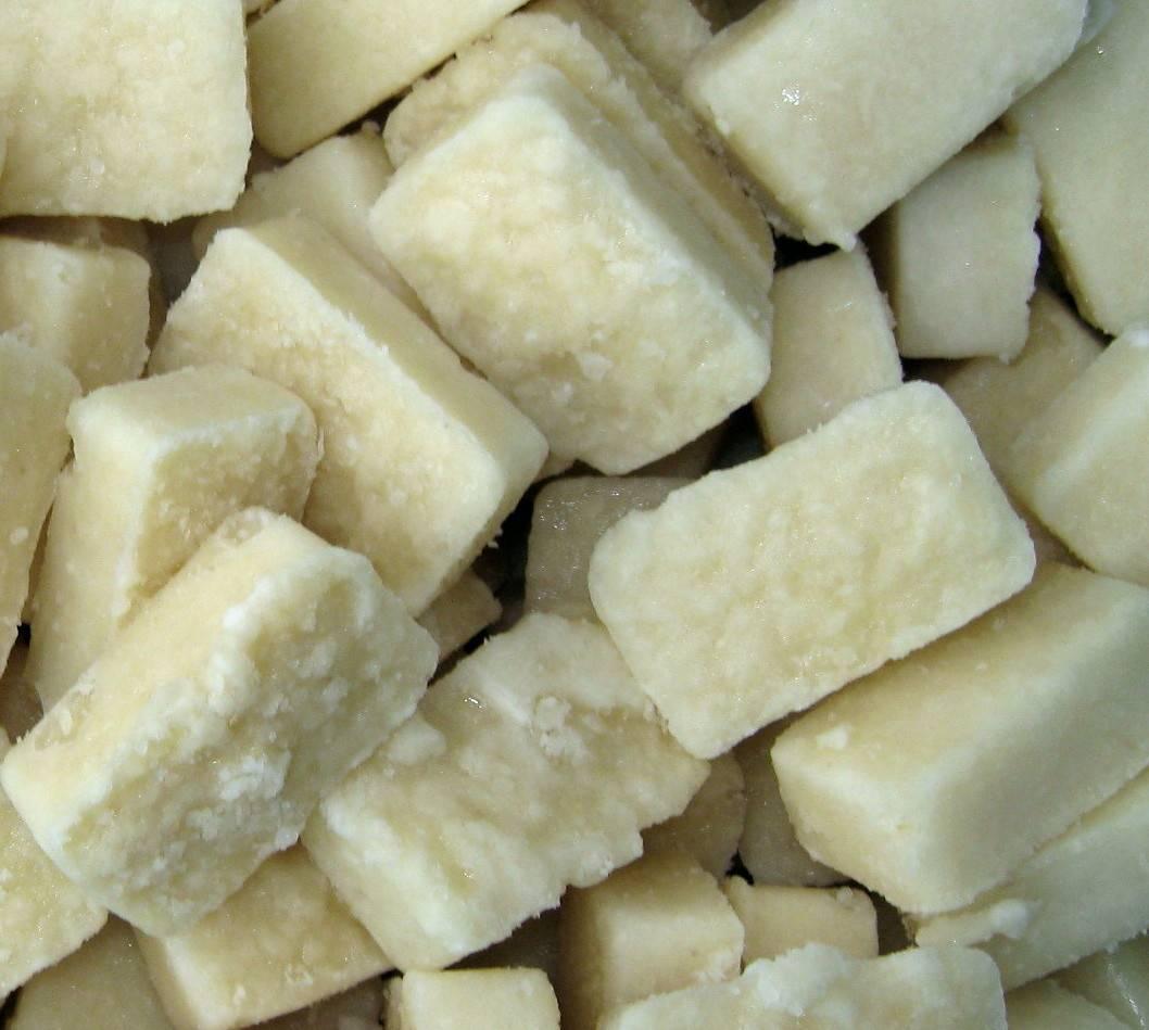 POLOMA IQF Frozen crushed garlic