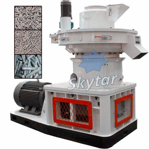 Biomass Pellet Machine/Sawdust Pellet Machine/Wood Pellet Mill