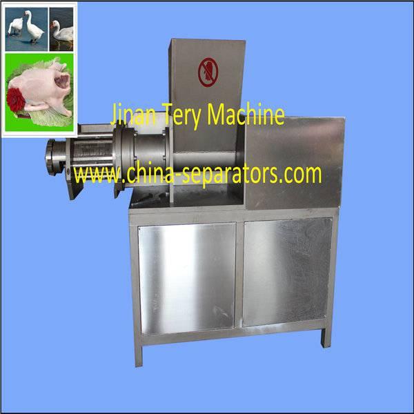Commercial Use Automatic Meat Cutting Machine/Poultry Deboner/Pellet Machine