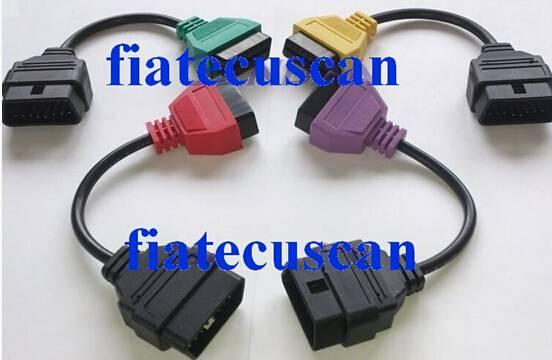Fiat Ecu Scan Adaptor