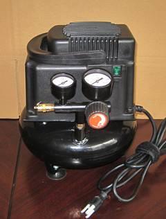 Sell 1 gallon oil-less air compressor