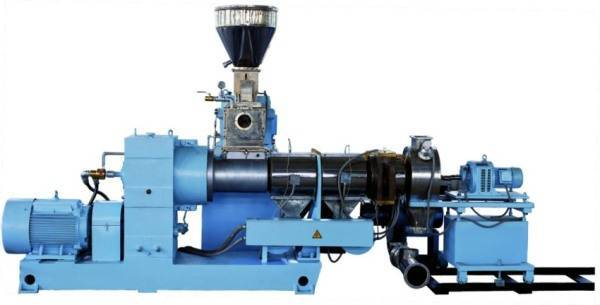 SHJS series Two Stage Extruder
