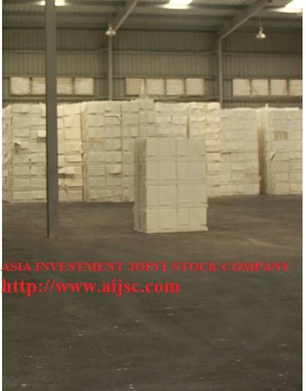 Bleached hardwood pulp 87-88%