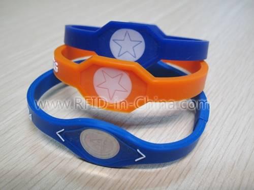Latest RFID Power Wristband