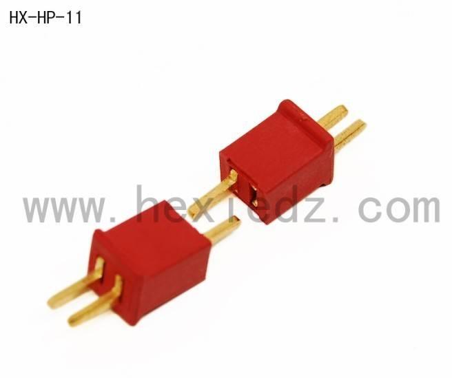Micro/Mini T Deans plug