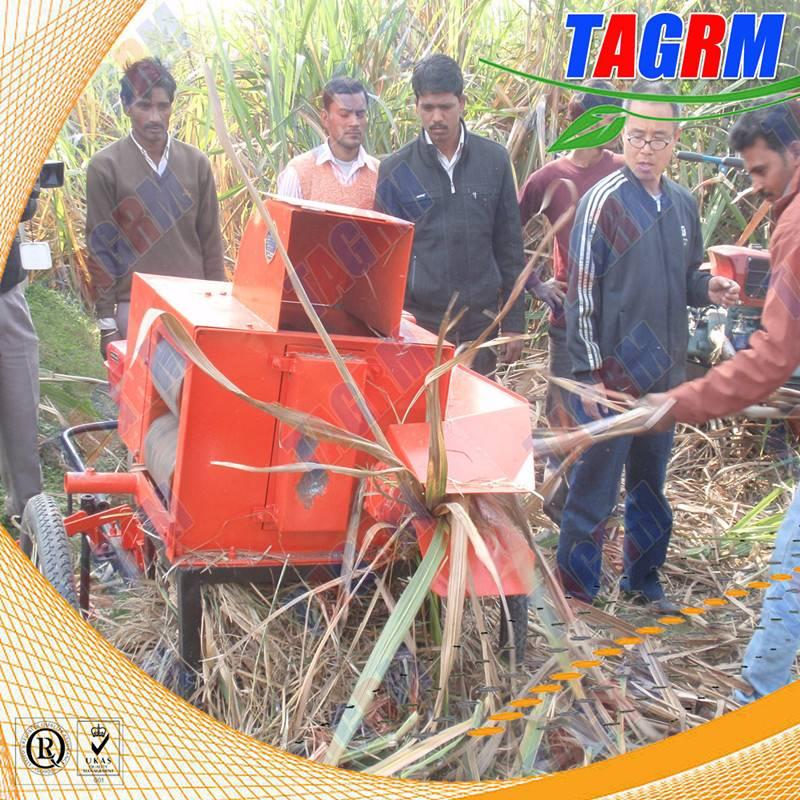 Mini sugar cane leaf remover from TAGRM 6BZ-5