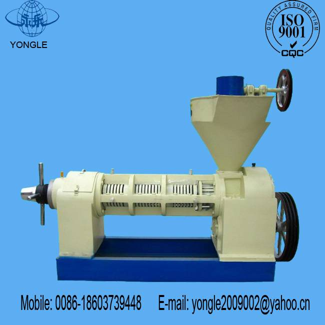 sunflower and palm oil press machine