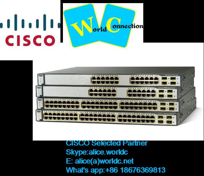 Layer 2 SFP Switch 24 port 10/100 RJ45 Ethernet Switch WS-C2960-24TC-L