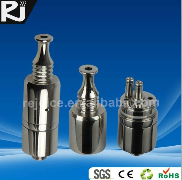 SAW3 rebuildable atomizer for electronic cigarette with drip tip