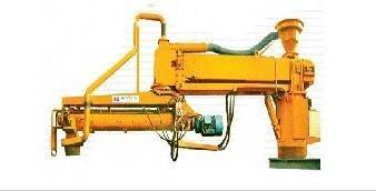 Stationary Double Arm Sand Mixer