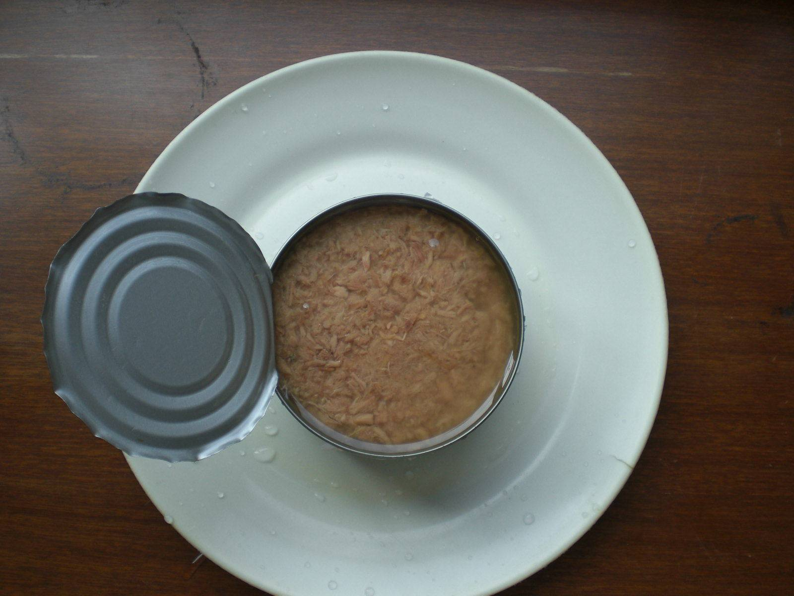 CANNED TUNA IN BRINE 185G