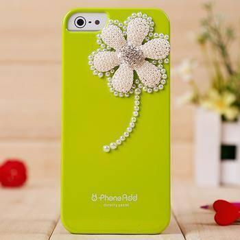 Popular ladies silicone cell phone case