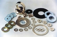 Circles NdFeB magnets in various specification